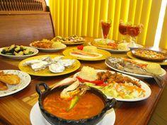 Disfruta el #día saboreando los ricos #platillos de #Restaurant #Bar #MaryMar, los mejores #mariscos de #Pachuquilla