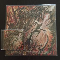 """ON SALE! Sarcasm """"Burial Dimensions"""" (2015/16 Dark Descent) 2CD 10,90€/LP 13,90€ www.everlastingspew.com  Much has been said and written about Swedish death metal in recent years. Many bands have seen an increase in popularity as newer fans embrace this style of death metal. Swedish death metal is predominantly known for its use of the HM-2 pedal using galloping riffs and sheer heaviness to throttle the listener. Sarcasm is a little different and focused on potent song-writing that may…"""