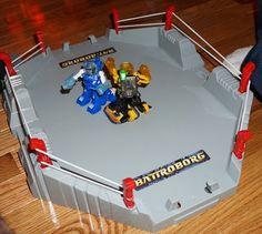 Battroborg Battling Robots by TOMY @TOMY Toy