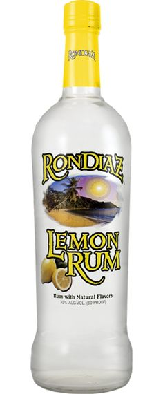 Limon (CO) United States  city photos gallery : RonDiaz Lemon Rum, a Flavored Rum Spirits wine from United States, by ...