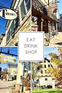 WanderLust: Cedarburg, WI Eat | Drink| Shop