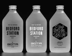 Custom-made edition for Bedford Station, Buenos Aires. www.facebook.com/BedFordStationPalermo