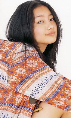 忽那汐里 / Shiori Kutsuna
