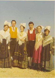 anni 70 - costume tradizionale di Viù (3 °gruppo Folkloristico di Viù-To)