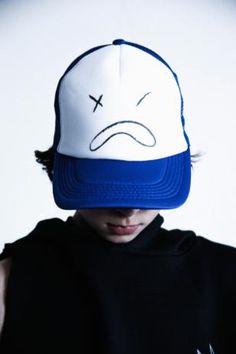Cool cap of Loud Apparel via Little Fashion, Boy Fashion, Sad Faces, 4 Kids, Children, Stylish Kids, Tee Design, Lifestyle Photography, Little Boys