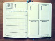 [[MORE]] 1) L'index : L'index est la pièce maîtresse de votre Bullet Journal. Il est placé en début de cahier (lui réserver plusieurs feuilles). C'est lui qui permettra de retrouver rapidement...