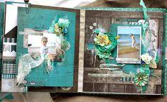 The Love for the Sea - Album - 7Dots Studio - Морской Альбом, Видео и МК