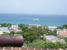 View from Fort Count Mirasol in Isabel II