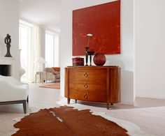 Chest of drawers VENDÔME designed by Lorenzo Bellini #SELVA #furniture #livingroom