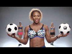 Berlei Bounce Serena 2016 TVC