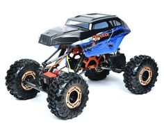 ROCKSLIDE RS10 XT RC CAR 1/10 SCALE BRUSHED ELECTRIC CRAWLER 2.4GHZ BY REDCAT