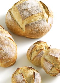Bakers Delight Sourdough - Our Authentic Sourdough Cob has a traditional thick crunchy crust and chewy dense flavoursome centre. Slice and serve with balsamic vinegar and olive oil.