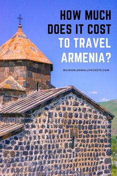 According to the handy travel app I use to track my spending,  Armenia is up there as one of the cheapest countries I've ever  travelled. Heres the full lowdown...
