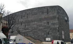 Mumok - Museum moderner Kunst Stiftung Ludwig MuseumsQuartier (MQ) in Wien.
