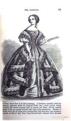 1859.  The What-Not.  Rosettes.  Interweaving large zig-zag with mantles.