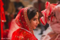 Gorgeous maharani during the ceremony Sikh Wedding, Wedding Ceremony, Wedding Dreams, Dream Wedding, Wedding Designs, Wedding Styles, Cute Poses, South Asian Wedding, Wedding Planning