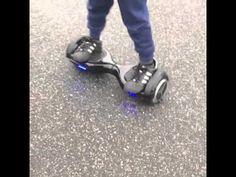 Fun Fun Fun at BravearBoard ! Mini Smart Self Balance Board !!