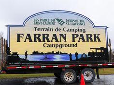 Farran Park Campground, Ingleside, Ontario