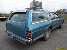 pictures of old station wagons | Chevrolet Caprice Classic Station Wagon - Automatico TuCarro.com ...