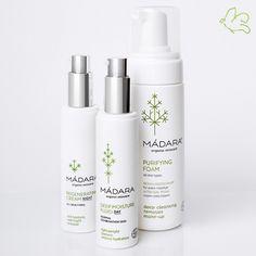 MADARA - organic skincare. Simple the best! Available through: MeMeNewYork.com