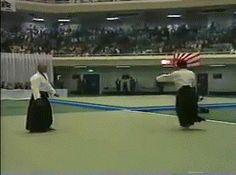 Hiroshi Isoyama Shihan In Action | Volgograd - Aikido