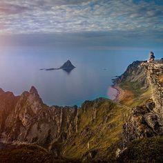 Just stunning! Andoya Island, Norway. Photo by @wgilbu