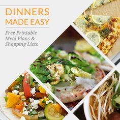 Printable Vegetarian Meal Plans & Shopping Lists - This is a great website - has made transitioning to all-vegetarian dinners so easy. One Pot Vegetarian, Vegetarian Dinners, Vegetarian Recipes, Tofu Recipes, Sandwich Recipes, Vegan Dinners, The Ranch, Ranch Dip, Thing 1