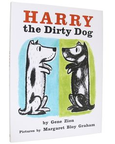 "Remember ""Harry the dirty dog"" - another one of my favs!"