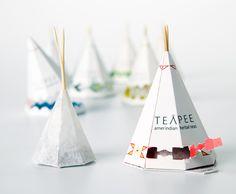PACKAGING | UQAM: Teapee | Sophie Pépin