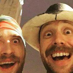 "111 Me gusta, 1 comentarios - DANIEL JAMES PLATZMAN (@drummerplatz) en Instagram: ""I love your faces @danielplatzman @benamckee , and these emotions, you are the best guys, I really…"""