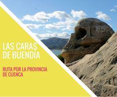 Ruta de las Caras de Buendía, una curiosa senda escultórica de lo más desconocida #cuenca #buendia #castillalamancha #españa #turismo #tourism #viajes #travel #travelplace #spain