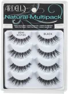 Ardell Demi Wispies Natural Multipack | Ulta Beauty
