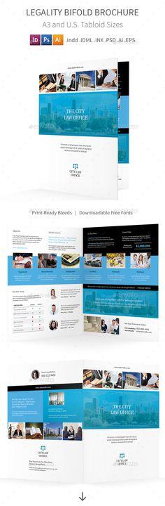 MedicalDec Trifold PSD Brochure template, Brochures and - corporate brochure template