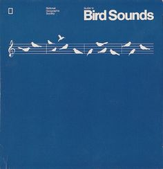 National Geographic Society's Guide to Bird Sounds