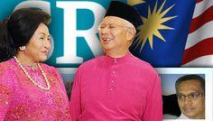 Najib, Rosmah 'kebanggaan baru' negara - http://malaysianreview.com/133034/najib-rosmah-kebanggaan-baru-negara/