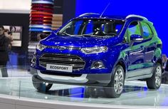 Ford EcoSport Creates Ripple in Automobile Industry.