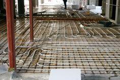Vloerverwarming leggen Animal Print Rug, Project, Rugs, Building, Home Decor, Arrow, Homemade Home Decor, Types Of Rugs, Buildings