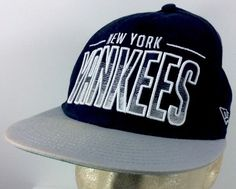 One of the most beloved teams in baseball. New York Yankees Baseball Cap Hat  Black d93419bb3152