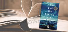 #LibroDeLaSemana: La luz que no puedes ver (Anthony Doerr)