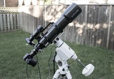 Here are my top 5 choices for the best astrophotography telescope for a beginner. You can connect a DSLR camera to take photos through the telescope. Orion Telescopes, Diy Telescope, Astronomical Telescope, Sky Images, Andromeda Galaxy, Space And Astronomy, Color Correction, Backyard, The Incredibles
