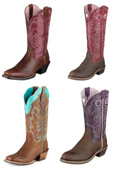 rockin cowgirl boots   My Style   Pinterest   Texas, Cowgirl boots ...