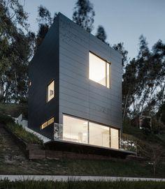 Casa Alta - Explore, Collect and Source architecture