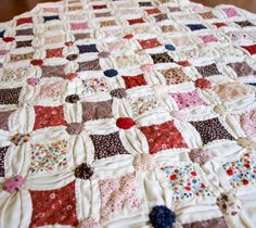 Cathedral Quilt...LOVE!