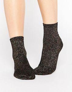 ASOS | ASOS Glitter Socks