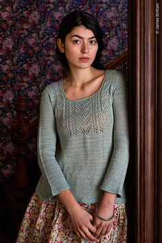 Ravelry: Ivyle by Quenna Lee