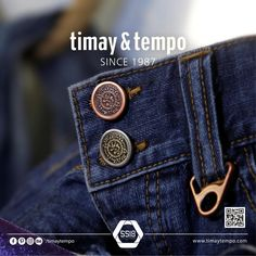 Whatever we do we do it for the fashion. #timaytempo #metal #accessories #button #denim #fastener #jeans #fashion #collection #prongsnapfastener #klikıt #snap #aksesuar #düğme #denimbutton #metalbutton #denimaccessories #metalaccessories #blue #black #ss18 #different #basic #strass #special #trim #sewonbutton #differentcolor