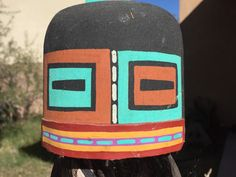 A personal favorite from my Etsy shop https://www.etsy.com/listing/259530197/kachina-carving-hopi-ametican-indian
