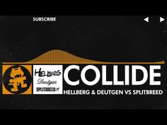 [House] - Hellberg & Deutgen vs Splitbreed - Collide [Monstercat Release] - YouTube