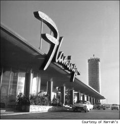 The Flamingo - Las Vegas....sometimes wish i coulda lived back then...oh how things have changed...and i don't believe for the better....