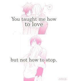 I'll keep loving you...~Misaki